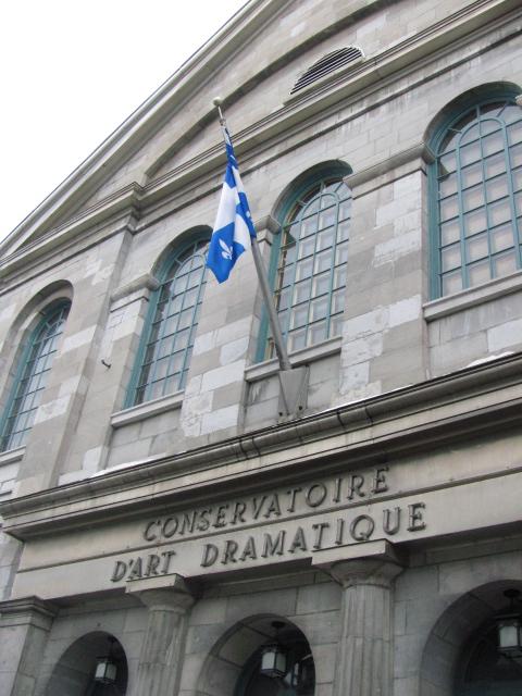 Buffoonery workshops le conservatoire d art dramatique for Art dramatique